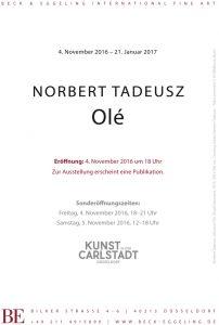 Olé - BE_2Norbert-Tadeusz_2016_EKmail-2-202x300