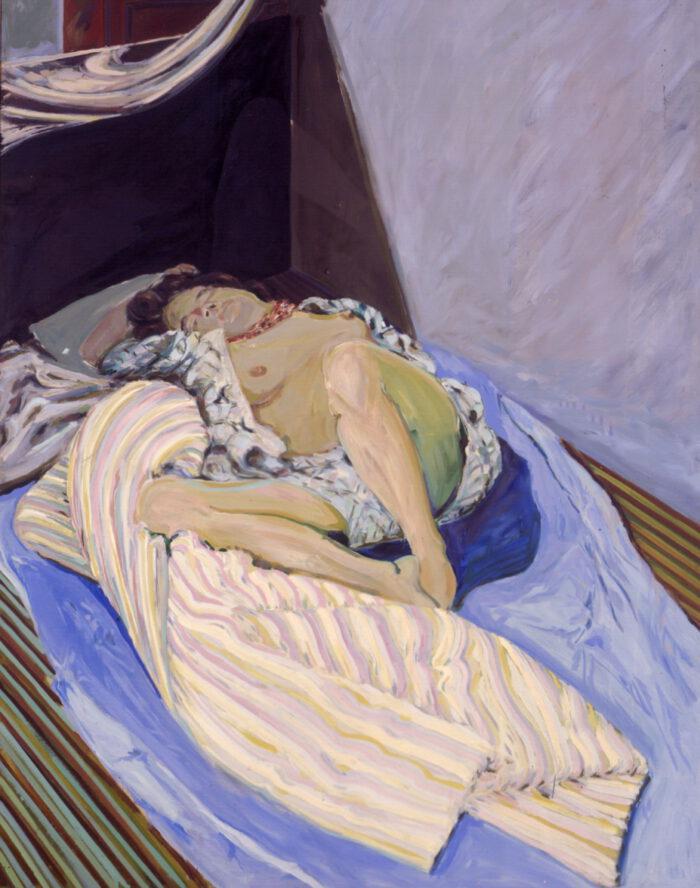 1970 04 01 Schönes Bild Tabernakel Öl auf Holz 160x125 cm