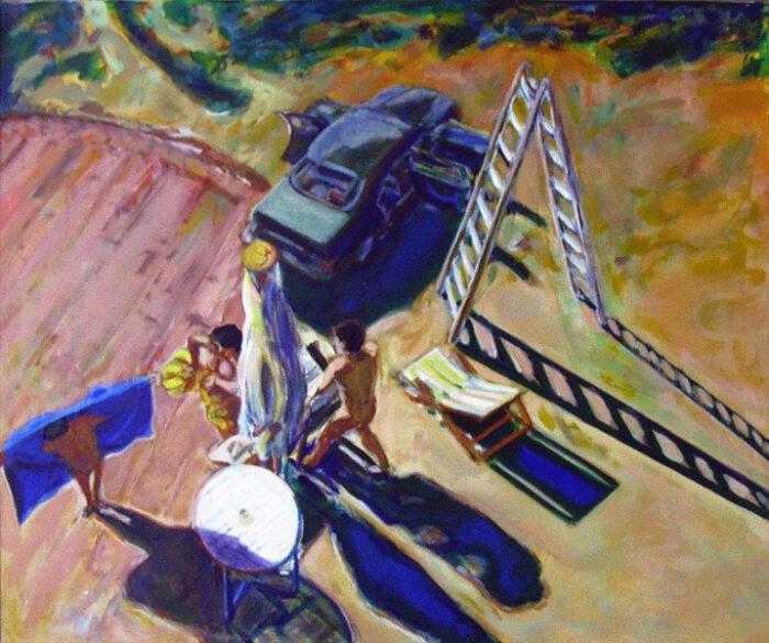 1991 07 01 Testaferrata Öl auf Leinwand 100x120 1