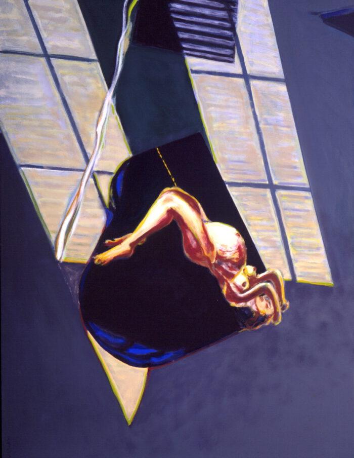 1994 01 08 VII Öl auf Leinwand 106 5x138 cm