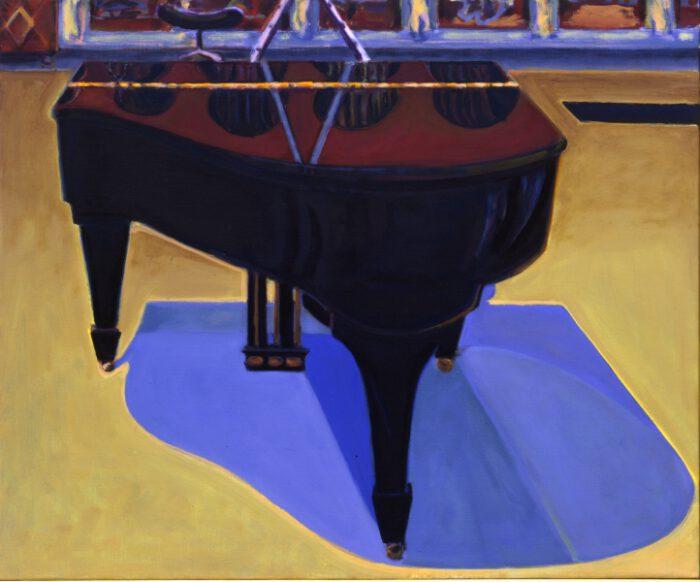 1994 01 21 Flügel Öl auf Leinwand 98x119 1