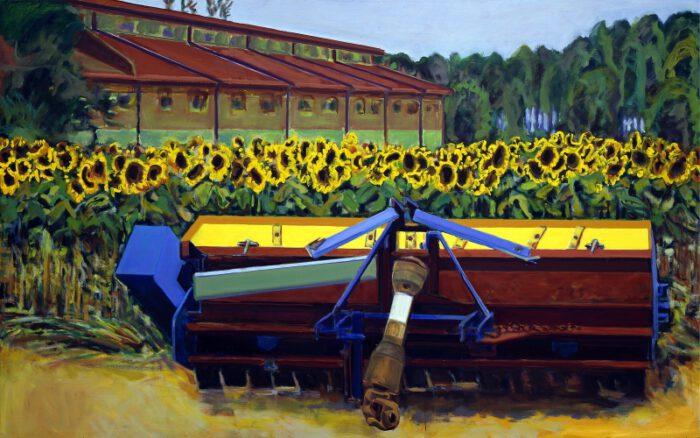 1994 05 08 o.T. Öl auf Leinwand 155x250 1